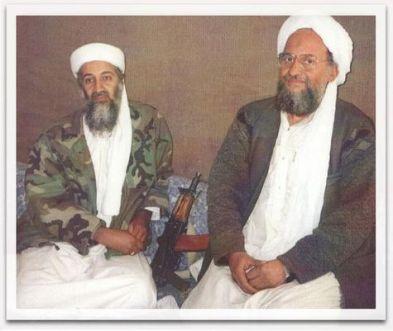 Bin Laden andZawahiri